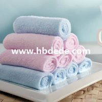 colorful hand towel hair towel