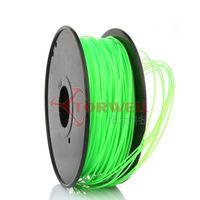 PLA-1.75mm-1kg/spool-Fluorescent Green