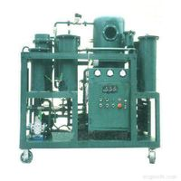 Vacuum Lubricant Oil Purifier by NHJ