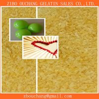Food grade skin Gelatin
