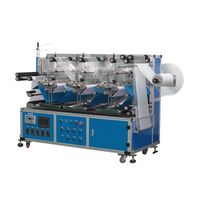 Full automatic Rhinestone board Crystal brush making machine