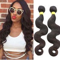 Human virgin hair 100% unprocessed raw hair brazilian straight hair wholesale peruvian hair natural