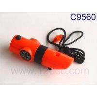C9560 7-In-1 Survival Whistle