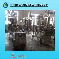 High Capacity Rice Flour Grinder 500kg/h