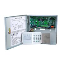 16 wireless/wired zone PSTN alarm system thumbnail image