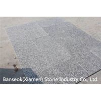 Cheap China Granite G640 Tiles and Slabs, White Black Flower Polished Granite thumbnail image
