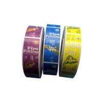 customrose printing labels thermal transfer adhesive barcode labels sticker tags