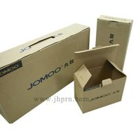 large corugated shipping carton box thumbnail image