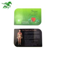 Healthcare product Bio scalar energy card with PVC plastic material thumbnail image