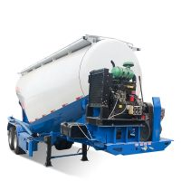 Best Pneumatic Cement Tanker Trailers For Sale thumbnail image