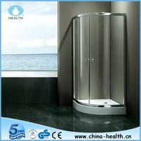 Sliding shower door JK2046