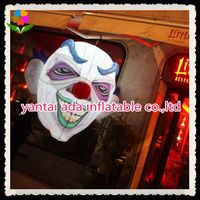 Lighting Inflatable Clown Head