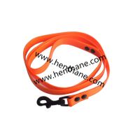 Orange Plastic Coated Nylon Pet Leashes,Pet Leads