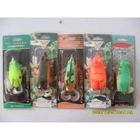 soft frog lure fishing lure fishing bait fishing hook squid jig spinner fishing tackle thumbnail image