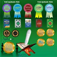 digital quran pen M9 with 25 translations 19 reciter voices tajweed function
