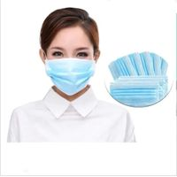 China manufacturer disposable medical face mask thumbnail image