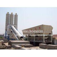 HZS60 Stationary concrete mixing plant thumbnail image