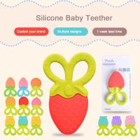 FDA LFGB passed silicone soothing toy, BPA free and safe for dishwashwer and oven. With multiple des