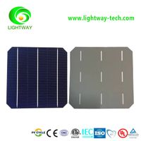 156x156mm high efficiency A grade/B grade 6x6 inch poly/mono cheap price/ high quality/photovoltaic