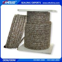 Aramid gland packing Wear resistant packing