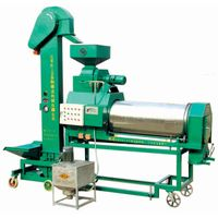 bean seed coating machine