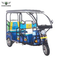 ElectricTricycle/Tuk Tuk for sale from Auto Rickshaw Factory
