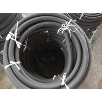 SAE 100R1AT High Pressure Steel Wire Braided Hydraulic Hose