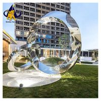 stainless steel sculpture thumbnail image