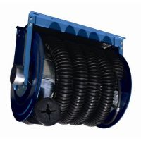 Exhaust hose reel fixed FS-2007