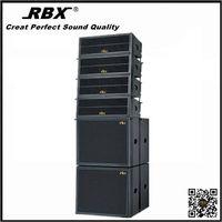 Tl-215b professional 1000w Dual 10 inch 2-way kudo EV Nexo Line Array Speakers