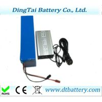 customized 51.8V 52v 20ah 20.3ah small size lithuim ion battery with charger