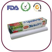 High stretch film for wraping vegetable and fruit