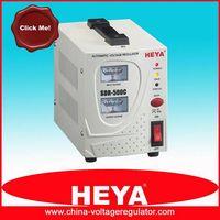 (SDR-500c) Relay Type Voltage Regulator/AVR
