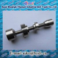 gr2 adjustable titanium nail for smoking