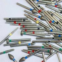 Bulk dentist diamond bur
