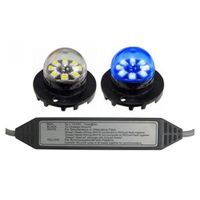 Led Hideaway warning light-LTD910