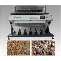 6 chutes coffee bean color sorter with high definition thumbnail image