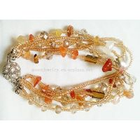Wholesale zircon Tourmaline bangle high fashion jewelry women girl bangle American Diamond bracelet