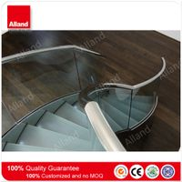 custom made stairs made in Alland Stairs