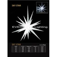 Motif light Sky star