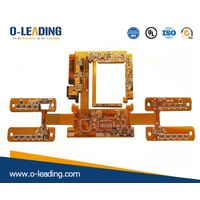 Rigid-Flex PCB manufacturer in China, your one stop provider of PCB&PCBA, 1.6mm board thickness, Pol