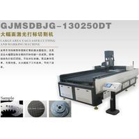 Stainless steel Laser Cutting and Marking Machine 500W