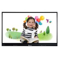 75 Inch Ultra HD 4K Interactive Touch Screen Monitor Smart Board TV With PC All In One