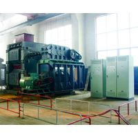 Four Plain-Roller Crusher