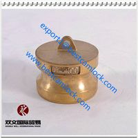 High Quality forged brass camlock couplings Type DP thumbnail image