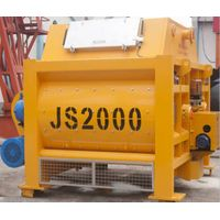 JS2000 compulsory concrete mixer thumbnail image