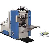 ZH-HC-V 2 lanes V fold hand towel making machine thumbnail image