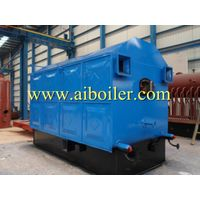 Wood Pellet Hot Water Fire Tube Boiler from China