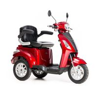 EEC certificated Cheap three wheel electric tricycle for adults lithium battery optional thumbnail image