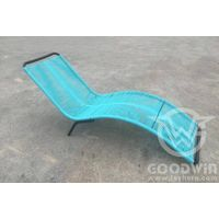 2016 chaise lounge steel lounge chair GW3409